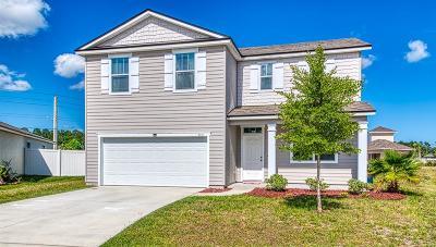 FERNANDINA Single Family Home For Sale: 95113 Turnstone Court