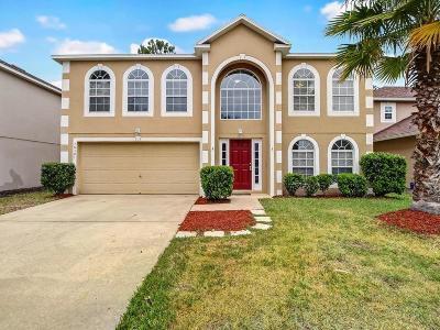 Yulee Single Family Home For Sale: 76301 Long Leaf Loop