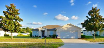 Yulee Single Family Home For Sale: 76280 Long Pond Loop