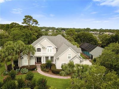 Fernandina Beach Single Family Home For Sale: 96219 Marsh Lakes Drive