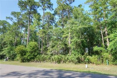 FERNANDINA Residential Lots & Land For Sale: 96208 Brady Point Road