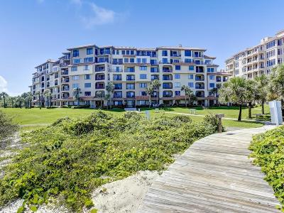 Fernandina Beach, Fernandina Beach/amelia Island, Yulee Condo/Townhouse For Sale: 1857 Turtle Dunes Place