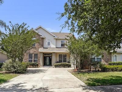 FERNANDINA Single Family Home For Sale: 95251 Bermuda Drive