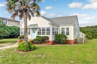 Fernandina Beach Single Family Home For Sale: 1507 S Fletcher Avenue