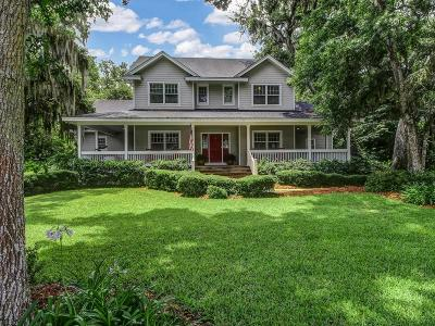 Fernandina Beach Single Family Home For Sale: 2610 Countess Of Egmont Street