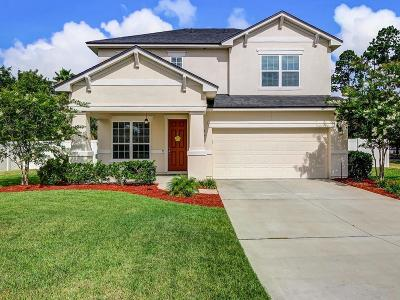 Fernandina Beach Single Family Home For Sale: 95089 Lilac Drive