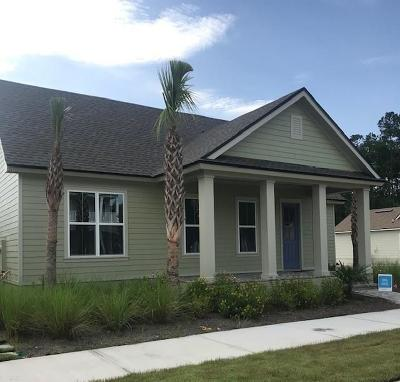Yulee Single Family Home For Sale: 237 Floco Avenue