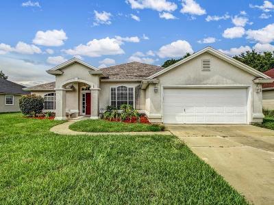 FERNANDINA Single Family Home For Sale: 30358 Forest Parke Drive