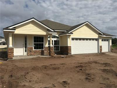Yulee Single Family Home For Sale: 96455 Granite Trail