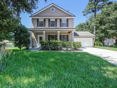 Fernandina Beach Single Family Home For Sale: 96065 Caribbean Court