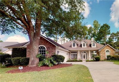 Fernandina Beach Single Family Home For Sale: 86511 N Hampton Club Way