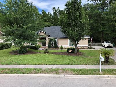 Yulee Single Family Home For Sale: 86232 Riverwood Drive