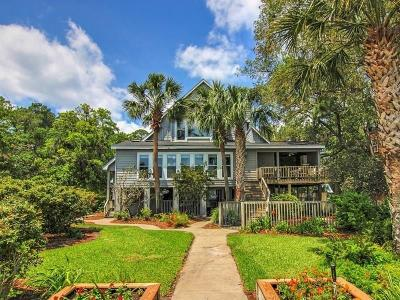 Fernandina Beach Single Family Home For Sale: 95744 Alligator Creek Road