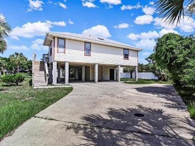 FERNANDINA Single Family Home For Sale: 1732 Leslie Court