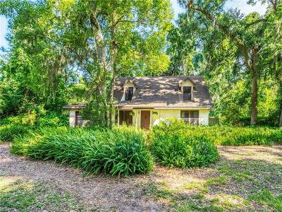 FERNANDINA Single Family Home For Sale: 1219 Forrest Drive