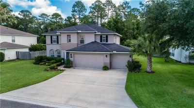 Yulee Single Family Home For Sale: 76038 Tideview Lane