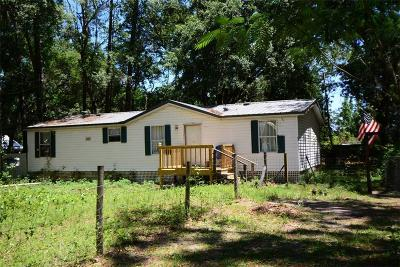 Callahan FL Single Family Home For Sale: $124,900