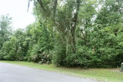 FERNANDINA Residential Lots & Land For Sale: 95213 Shell Midden Lane