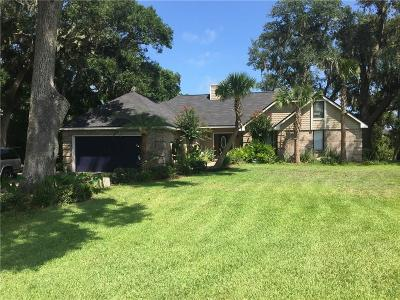 FERNANDINA Single Family Home For Sale: 94232 Summer Breeze Drive