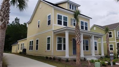 Yulee Single Family Home For Sale: 245 Morning Ray Way
