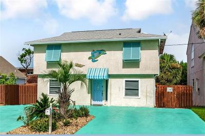FERNANDINA Single Family Home For Sale: 536 Tarpon Avenue