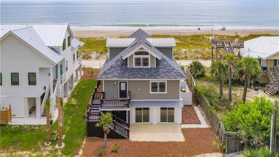 Fernandina Beach FL Single Family Home For Sale: $1,565,000