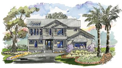 Fernandina Beach FL Single Family Home For Sale: $1,645,000