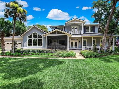 FERNANDINA Single Family Home For Sale: 2601 Portside Drive