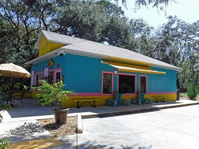 Fernandina Beach Commercial For Sale: 2210 Sadler Road