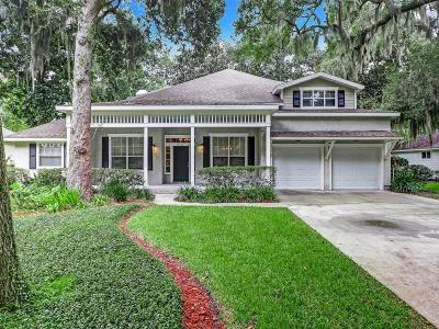 Fernandina Beach, Fernandina Beach/amelia Island, Yulee Single Family Home For Sale: 96087 Light Wind Drive