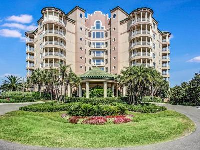 Fernandina Beach Condo/Townhouse For Sale: 706 Ocean Club Place #706