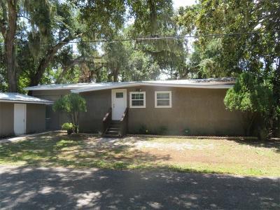 FERNANDINA Single Family Home For Sale: 1448 Ian Drive