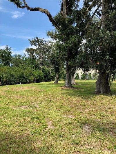 Fernandina Beach Single Family Home For Sale: 96549 McArthur Estates Drive