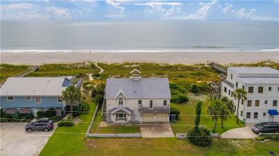 Fernandina Beach FL Single Family Home For Sale: $1,250,000