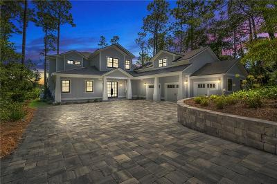 Fernandina Beach FL Single Family Home For Sale: $1,790,000