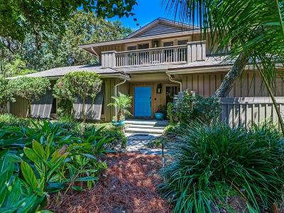 Fernandina Beach FL Single Family Home For Sale: $1,460,000