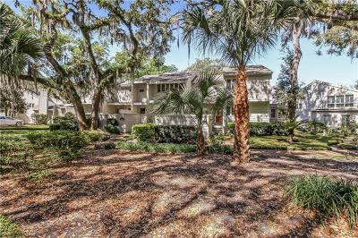 Amelia Island Condo/Townhouse For Sale: 3409 Sea Marsh Road