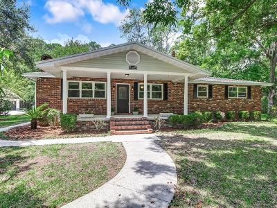 Fernandina Beach Single Family Home For Sale: 96005 Littleberry Lane