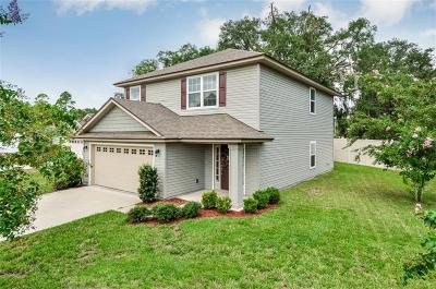 Yulee Single Family Home For Sale: 86021 Caesars Avenue
