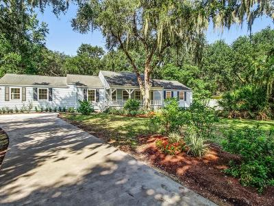 Amelia Island Single Family Home For Sale: 4637 Philips Manor Place