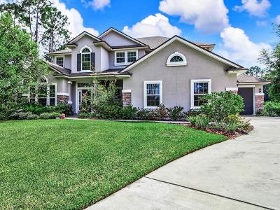 Fernandina Beach, Fernandina Beach/amelia Island, Yulee Single Family Home For Sale: 85297 Napeague Drive
