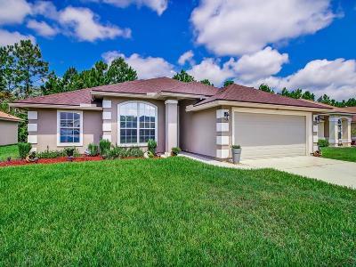 FERNANDINA Single Family Home For Sale: 31171 Grassy Parke Drive
