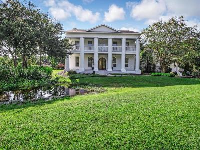 Amelia Island Single Family Home For Sale: 3058 Riverside Drive