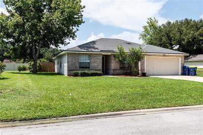 Fernandina Beach Single Family Home For Sale: 95107 Twin Oaks Lane