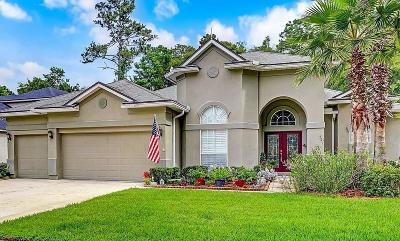 Fernandina Beach Single Family Home For Sale: 85269 Shinnecock Hills Drive