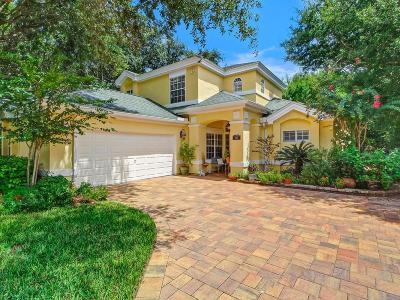 Fernandina Beach Single Family Home For Sale: 4944 Summer Beach Boulevard