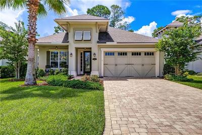 Fernandina Beach Single Family Home For Sale: 2839 Turtle Shores Drive