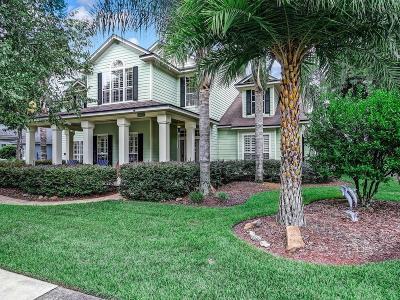 Fernandina Beach, Fernandina Beach/amelia Island, Yulee Single Family Home For Sale: 862653 North Hampton Club Way