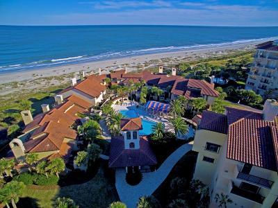 Fernandina Beach Condo/Townhouse For Sale: 1429 Beach Walker Road