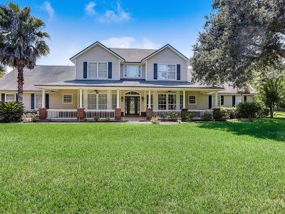 Yulee Single Family Home For Sale: 96091 Estate Drive